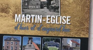 """""""Martin-Église d'hier et d'aujourd'hui"""""""
