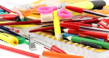 Bons de fournitures scolaires
