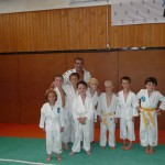 Judo avec Luc