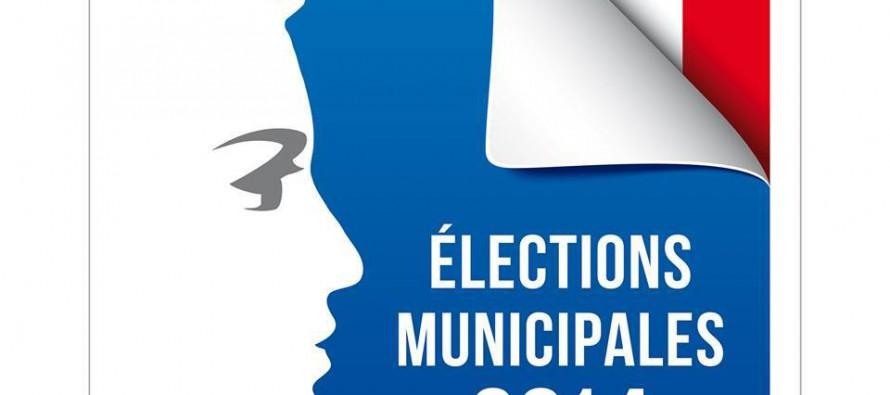 Résultats des élections municipales 2014