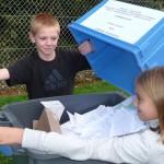 Démarche de developpement durable à l'école Le Vallon