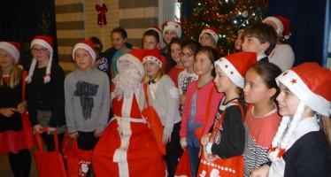 Noël de l'école Le Vallon