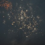 Le feu d'artifice