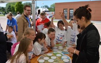 Ecole des champions 2015 : Sport et civisme