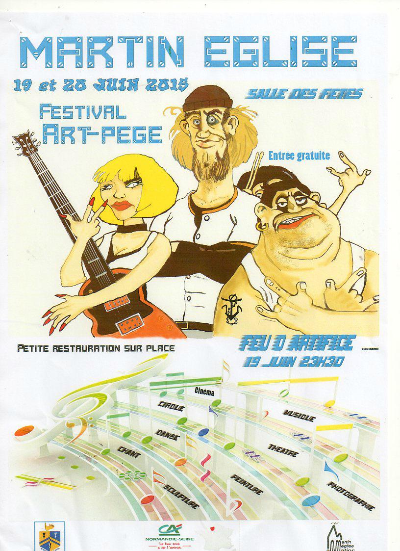 Festival Art-Pège