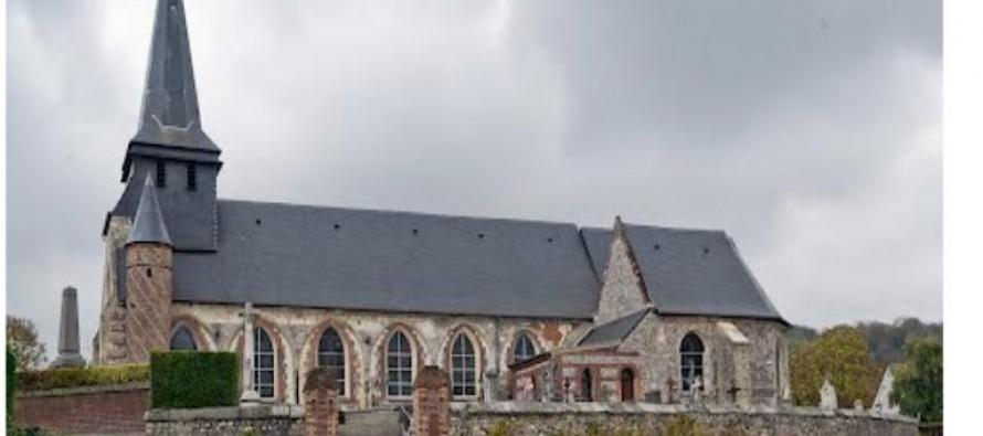 Dimanche 23 août : Visite de l'église Saint-Martin