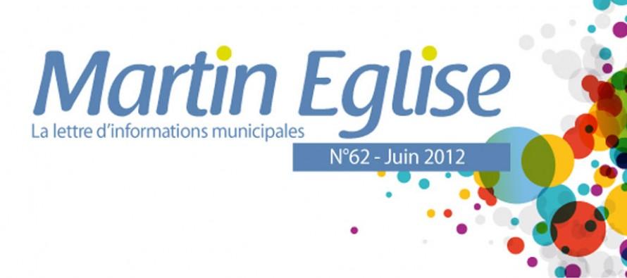La lettre d'informations municipales – Juin 2012