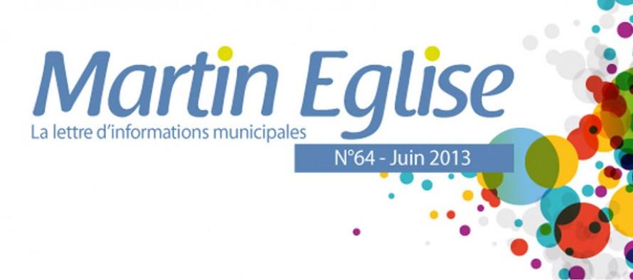 La lettre d'informations municipales – Juin 2013