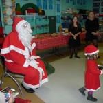 Venue du Père Noël