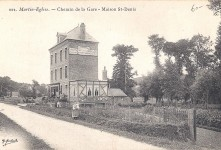 Maison Saint-Denis