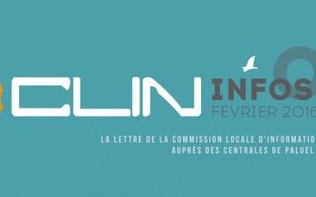Lettre de la Commission Locale d'Information Nucléaire – Février 2016