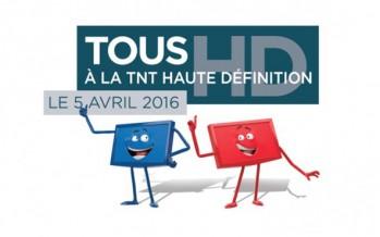 Passage à la télévision Haute Définition le 5 avril