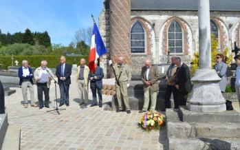 Cérémonie du 71 ème anniversaire  de la victoire du 8 mai 1945