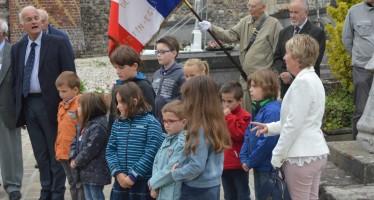 Cérémonie du centenaire de la bataille de Verdun
