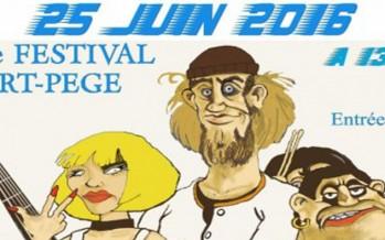 Programme du festival ART-PEGE