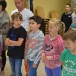 Récompense des jeunes judokas