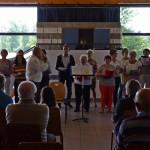 La chorale de Neuville les Dieppe