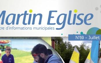 La lettre d'informations municipales – Juillet 2016