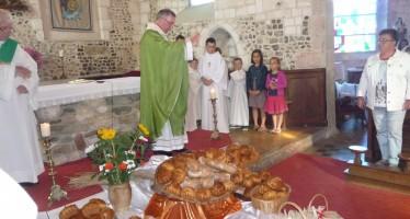 Samedi 6 Août : Une première messe de la moisson à Martin-Église