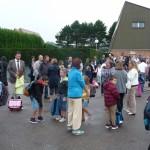 Rentrée scolaire 2016. Groupe scolaire Le Vallon