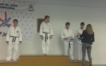 Les judokas de Martin-Eglise sont en forme