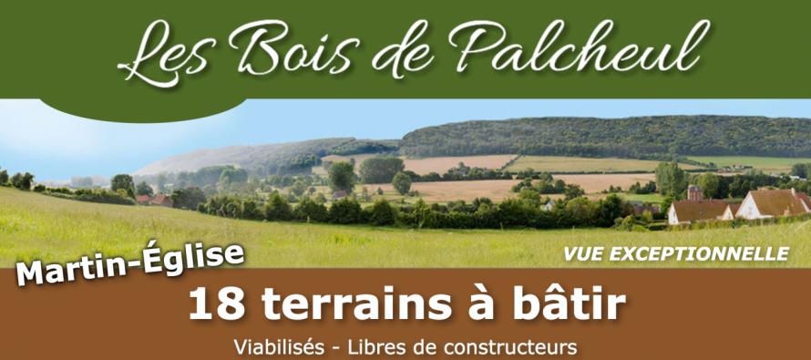 Terrains à bâtir – les Bois de Palcheul