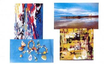 """Exposition """"l'énergie par les couleurs"""""""