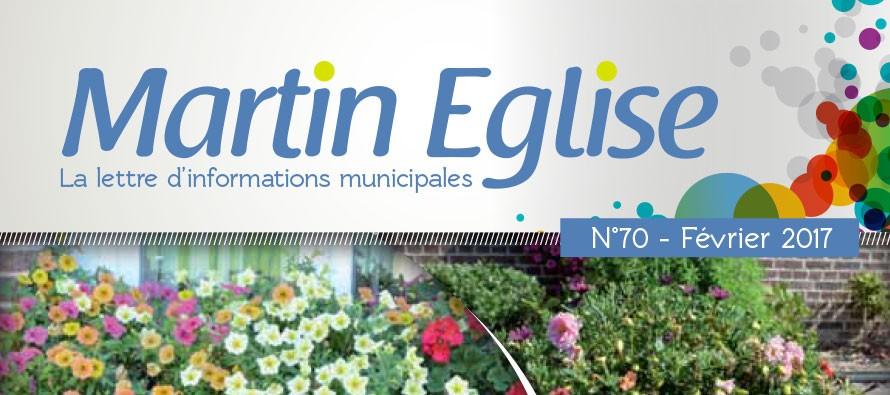 La lettre d'informations municipales – Février 2017