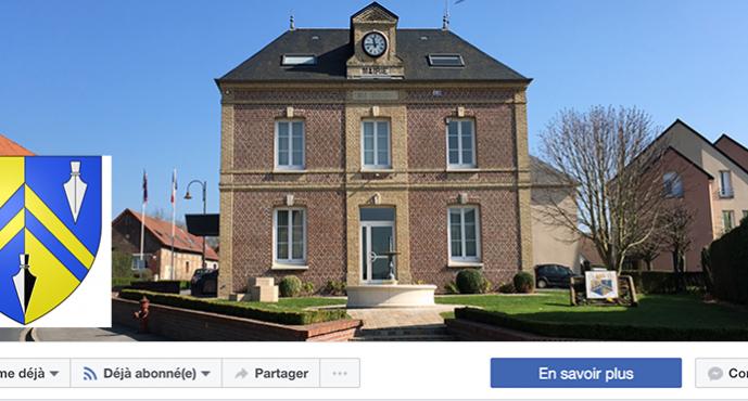 Arrivée de la page Facebook de Martin-Église le lundi 27 mars !