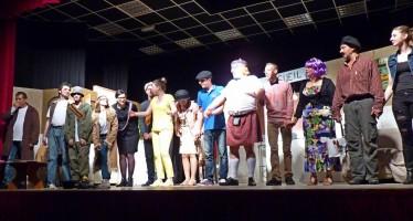 Vendredi 19 mai : Soirée théâtre