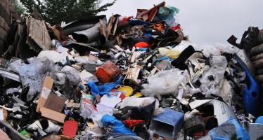 Halte au dépôt d'ordures sauvage !