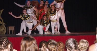 Un nouveau succès pour le spectacle de danse