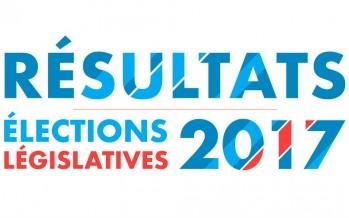 Résultat élections législatives du 17 juin 2017
