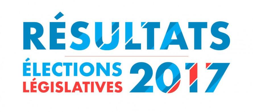 Résultats élections législatives du 11 juin 2017
