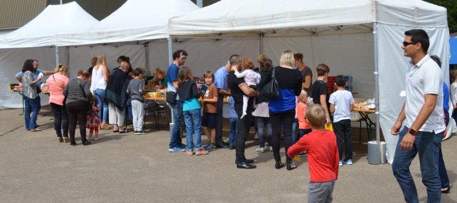 Kermesse du groupe scolaire Le Vallon