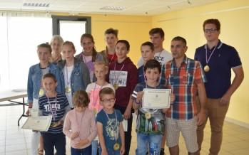 Les jeunes judokas de Martin-Église mis à l'honneur
