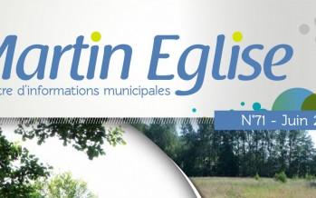 La lettre d'informations municipales – Juin 2017