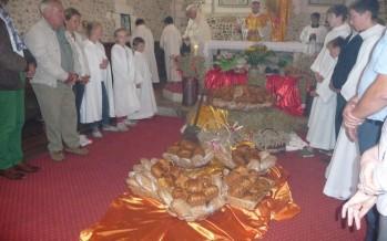 Samedi 1 septembre : Messe de la moisson