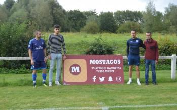 Le FC Martin Eglise reçoit ses sponsors