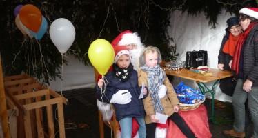 Dimanche 9 décembre : Marché de Noël