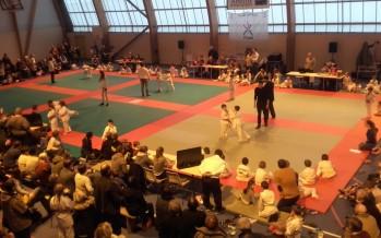 Un tournoi de judo toujours très apprécié par les enfants