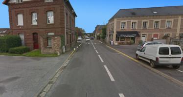 Aménagement de sécurité du centre-bourg et d'Etran