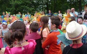 """Carnaval de l'école """"Le Vallon"""""""