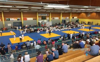 Valentine DÉSERT, vice-championne de Normandie de judo