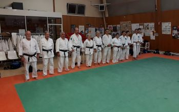 Inscription au club de judo