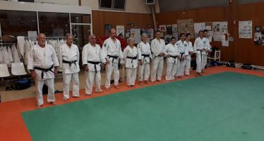 Inscription au club  ALC judo Martin-Église