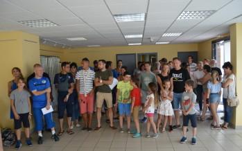 Les judokas et les footballeurs à l'honneur