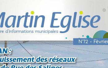La lettre d'informations municipales – Février 2018