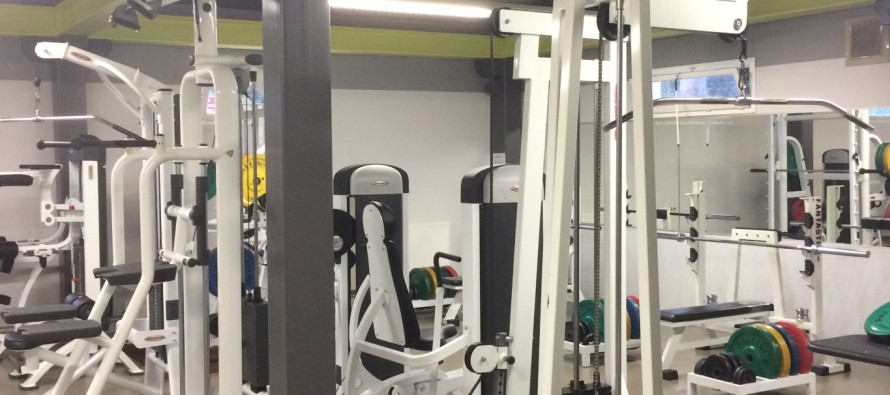 Réouverture de la salle de musculation