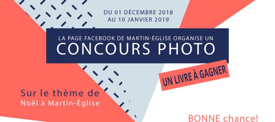 Concours photo organisé par la page Facebook de Martin-Église